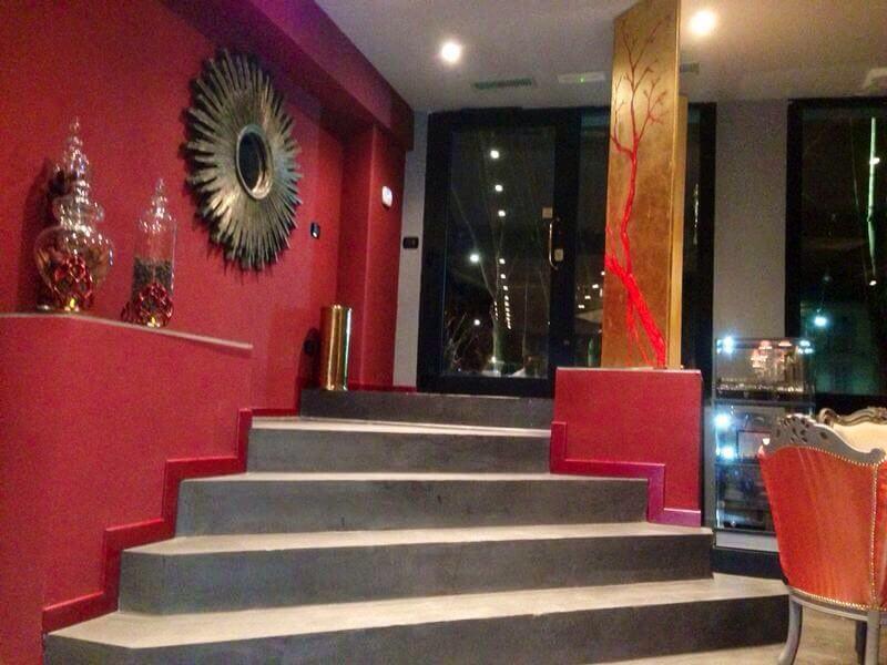 scale nella casa