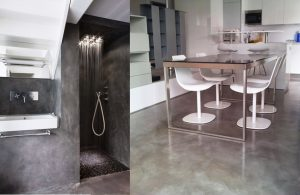 microcemento prezzo per il bagno e per il soggiorno