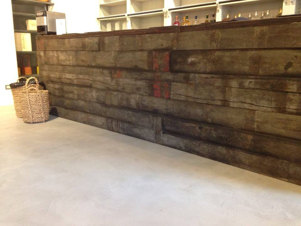 pavimenti cemento per interni