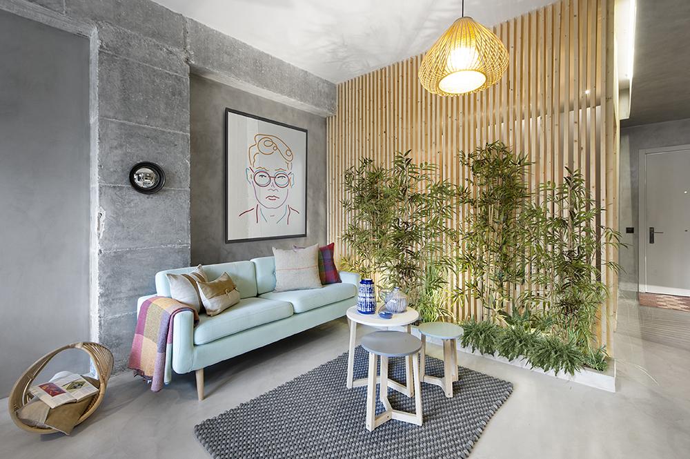 microcemento loft